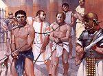 Выбивание долгов в Древнем Мире и на Руси