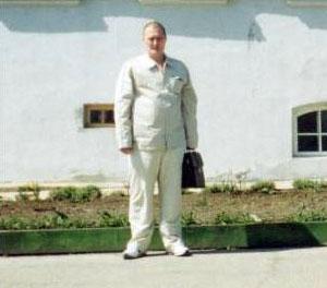 Криминальный авторитет Емельянов Николай - Емеля