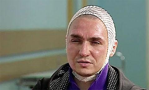 Сергей Филин после покушения