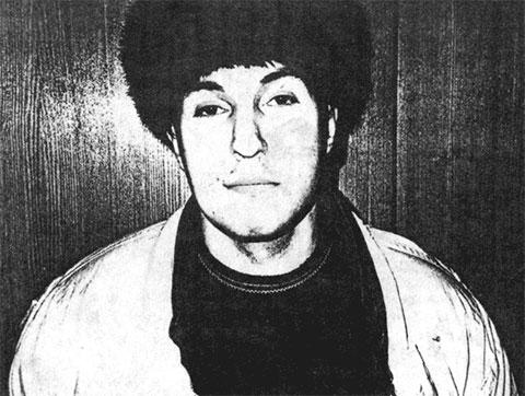 Вор в законе Алексей Петров - Петрик