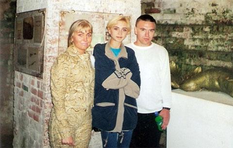 Вор в законе Сергей Стокозуб - Серега Самарский