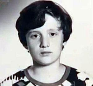 Каля Никифорова в молодости