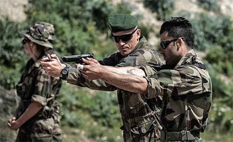 Иностранный легион Франции