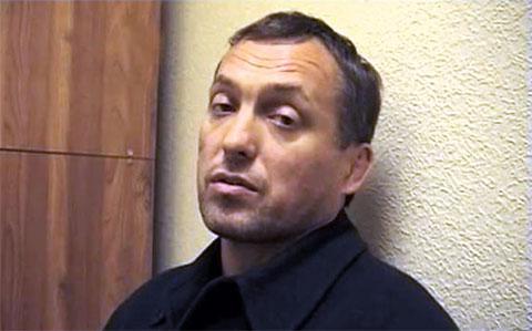 Бывший вор в законе Сергей Леденев - Ледень
