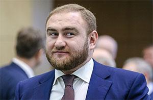 Задержание сенатора Рауфа Арашукова