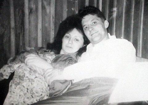 Вор в законе Сергей Бойцов с супругой