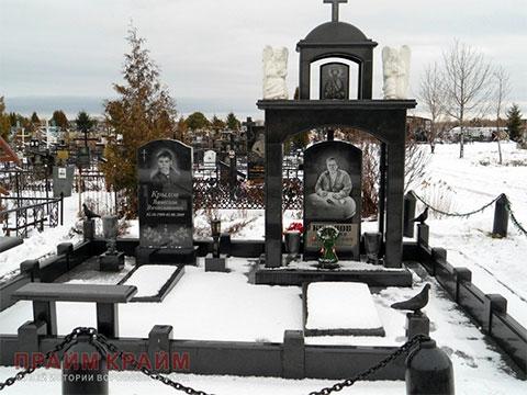 Могила Славы Крыла