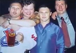 Слева: Александр Трунов