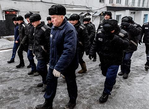 От блатных до опущенных - иерархия заключенных в тюрьмах ГУЛага