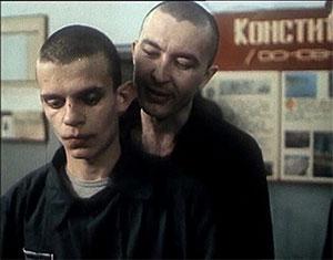 "Кадр из фильма ""Беспредел"""