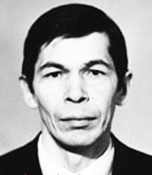 Вор в законе Калимула Бареев - Дядя Коля