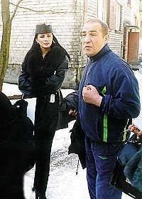 Вор в законе Геннадий Дубровенко - Дубрик, Гоша Лиепайский