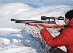 Пневматическое оружие для охоты