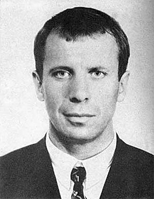 Криминальный авторитет Сергей Тимофеев - Сильвестр