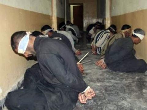 Военная тюрьма Тадмор, Сирия
