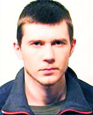 Криминальный авторитет Юрий Василенко