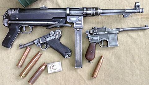 Стрелковое оружие Вермахта (фото)