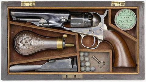 Антикварное оружие (фото)