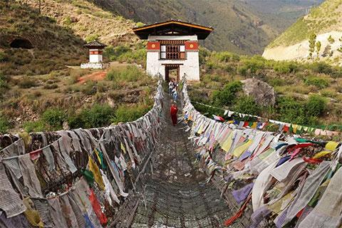 Бутан для туристов