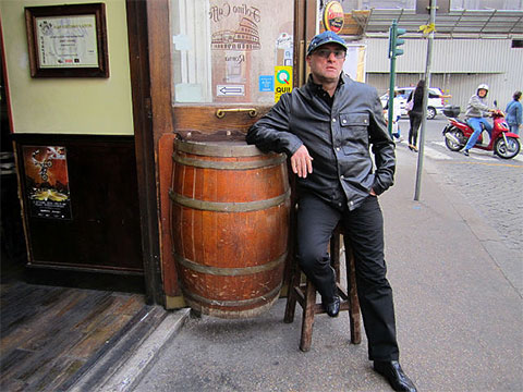 Давид Мелкадзе - Дато Потийский (фото - соцсети)