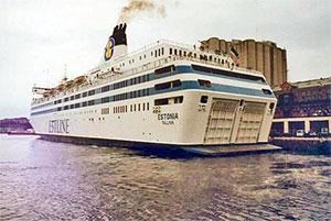 Крушение парома «Эстония»