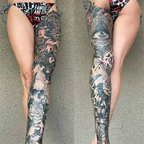 Все о татуировках