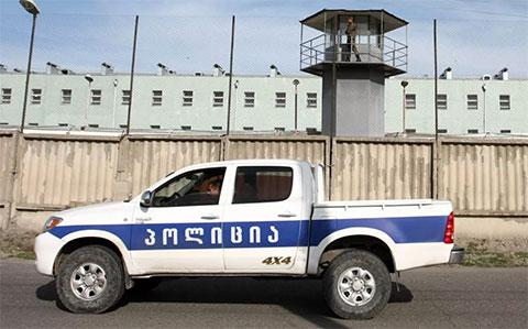 Тюрьма в Ксани