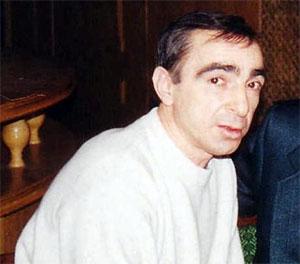 Вор в законе Александр Загороднев — Хряк