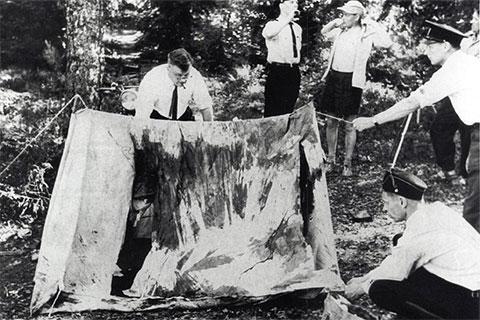 Убийство на озере Бодом