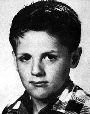 Сильвестр Сталлоне в детстве