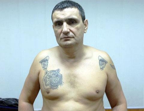 Смотрящий за Ставропольем вор в законе Айко Карабахский