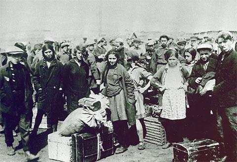 Рабочие Темиртау