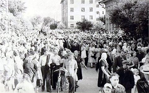 Бунт в Муроме 1961 года