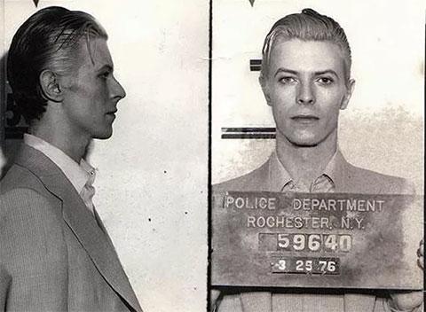 Дэвид Боуи в тюрьме