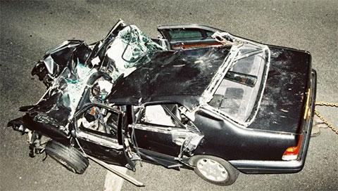 принцесса диана авария фото
