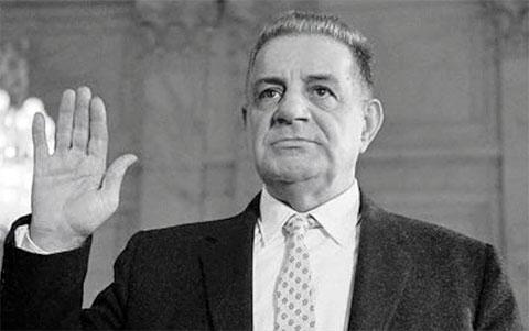 Джо Валачи, предавший мафию
