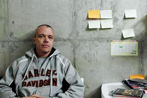 Джон Веласкес в тюрьме
