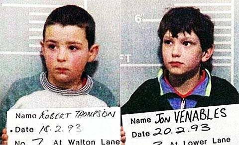 Слева: Роберт Томпсон и Джон Венейблс