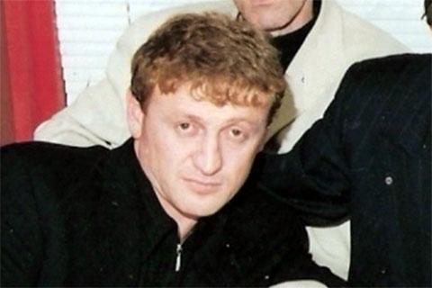Чеченский вор в законе Казбек Рыжий