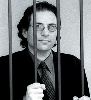 Кевин Митник в тюрьме