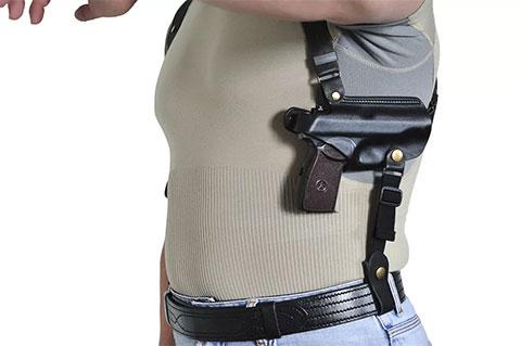 Наплечная кобура для пистолета
