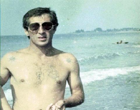 Вор в законе Константин Качарава - Кот
