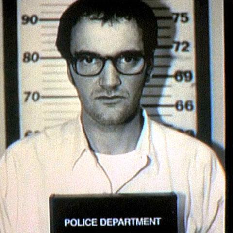 Квентин Тарантино в тюрьме