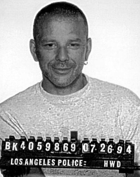 Микки Рурк в тюрьме