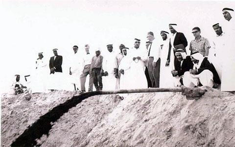 """Нефть стала """"черным"""" золотом для арабского мира"""