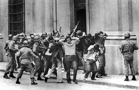 Военный переворот в Чили 1973 года