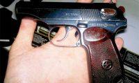 Пистолет ПМ-Т