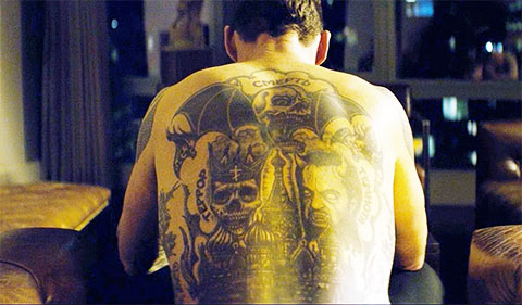 Тюремные татуировки
