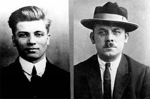 Фриц Хаарманн -Ганноверский вампир