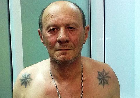 Вор в законе Василий Мониава - Васо